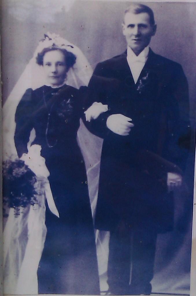Anna Gustava och Karl Johan Gustafsson