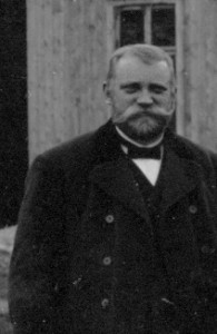 Johan Adolf Sjökvist, Säms skola 1907