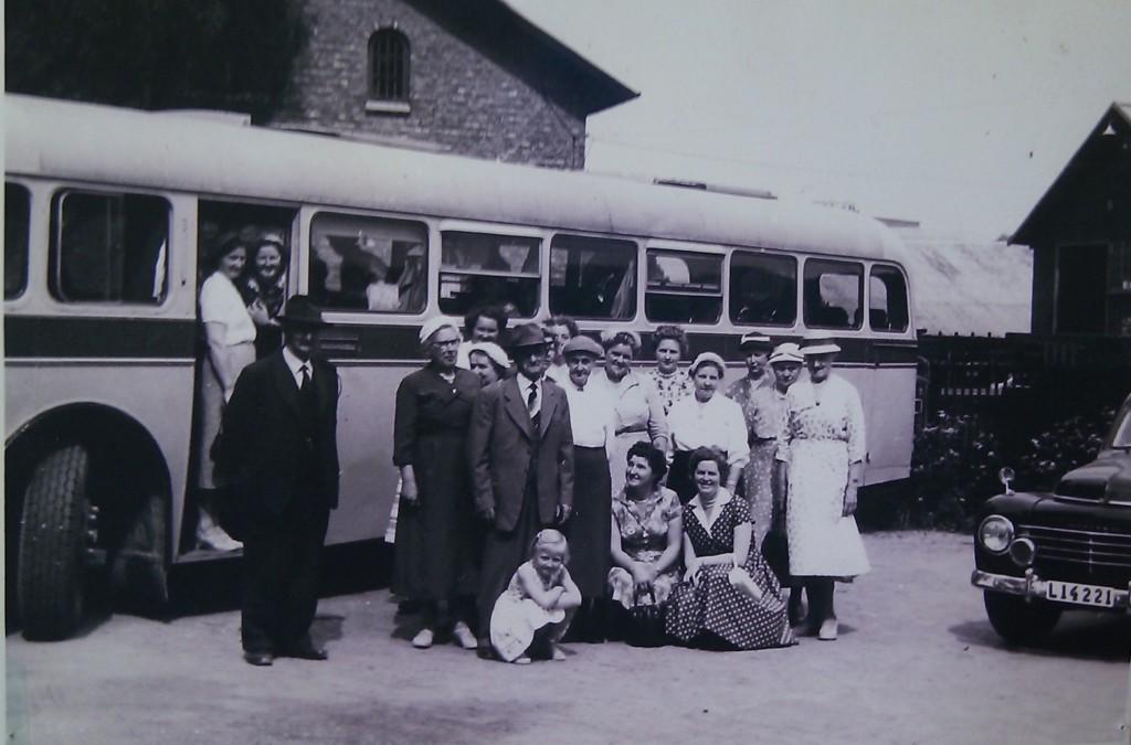Syföreningen i Säm, 1956, bild