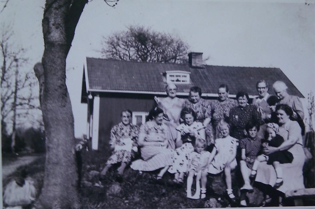 Symöte i Sjögården, 1956, bild