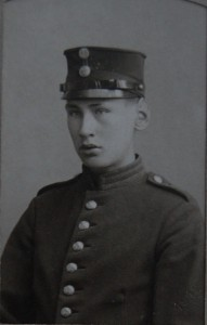 Albert Claesson, Ekholmen, brother of Helmer