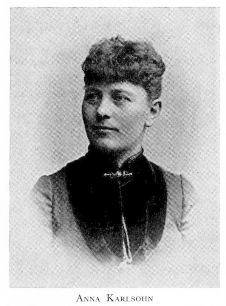 Anna Karlsohn, operasångerska