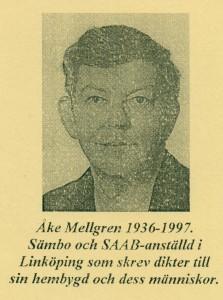Åke Mellgren, bild