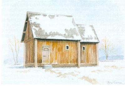 kapellet, 1