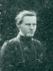 Christine Rydén, Bystads småskola omkring 1905